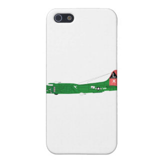 B-17 Flying Fortress-2 iPhone SE/5/5s Case