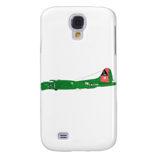 B-17 Flying Fortress-2 Samsung S4 Case