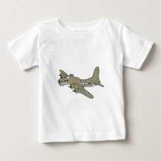 B-17 flying fortress baby T-Shirt