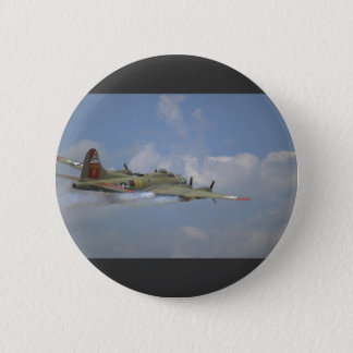 B-17 Flying Fortress Button