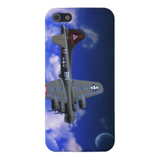 B-17 Flying Fortress Case For iPhone SE/5/5s