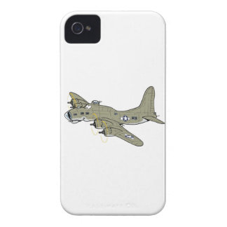 B-17 flying fortress Case-Mate iPhone 4 case