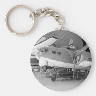 B-17 Flying Fortress Keychain