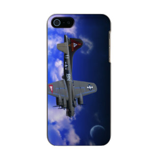 B-17 Flying Fortress Metallic iPhone SE/5/5s Case
