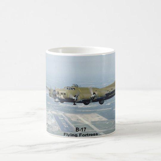 B-17 Flying Fortress mug