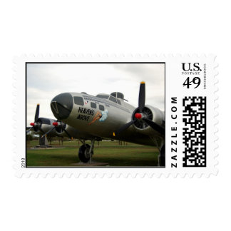 B-17 Flying Fortress Postage