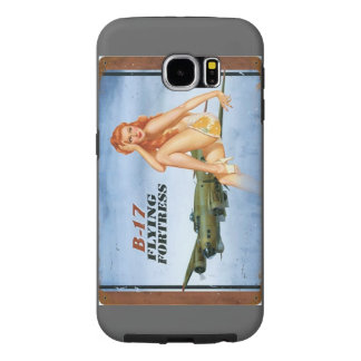 B-17 Flying Fortress Samsung case