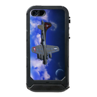 B-17 Flying Fortress Waterproof Case For iPhone SE/5/5s