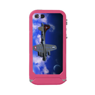 B-17 Flying Fortress Waterproof iPhone SE/5/5s Case