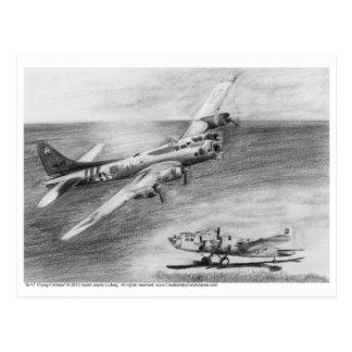 (B-17) Fortaleza del vuelo Postal