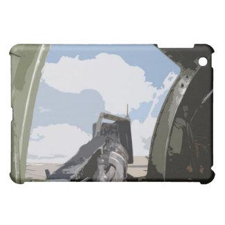 B-17 Gun Window Stylized iPad Mini Cases