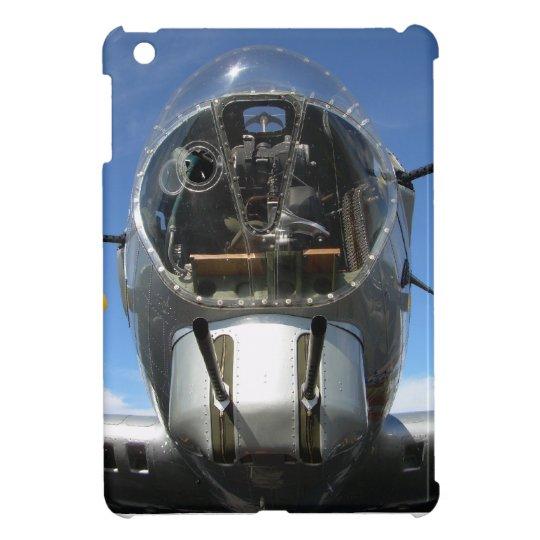 B-17 Nose Bomber iPad Mini Cover