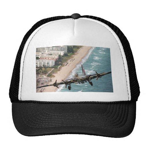 B-17 Off Florida Coast hat
