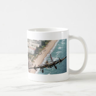 B-17 Off Florida Coast mug