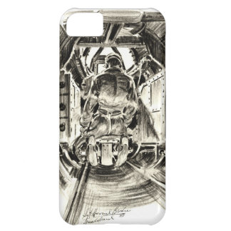 B-17 Tail Gunner 1943 Cover For iPhone 5C