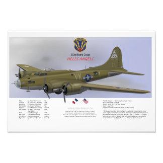 "B-17F ""The Mugger"" 303rd BG Photographic Print"