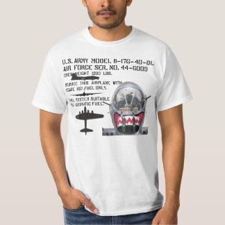 B-17G-40 T-SHIRT