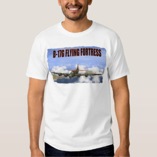 B-17G FLYING FORTRESS T SHIRTS
