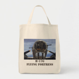 B-17G Flying Fortress Tote Bag