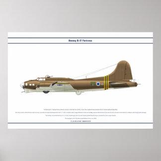 B-17G Israel 1 Impresiones
