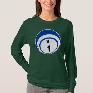 B 1 Bingo Ball T-Shirt