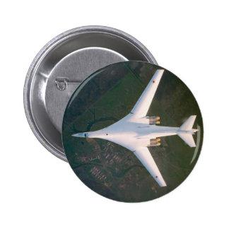 B-1 bomber button