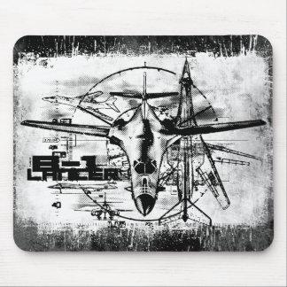 B-1 Lancer Mousepad