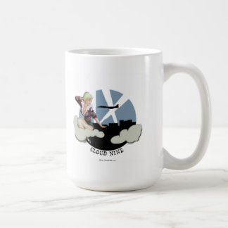 B-1B 9th Bomb Squadron Wall Art Coffee Mug