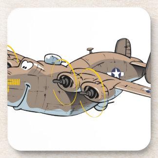 B-24 Liberator Drink Coaster