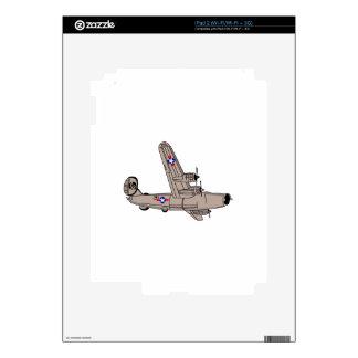 B-24 Liberator iPad 2 Decals