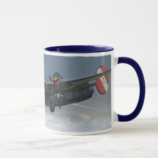 B-24_Liberator Mug