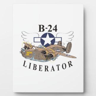 B-24 Liberator Plaque