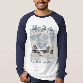 B-24 Liberator Raglan T-Shirt