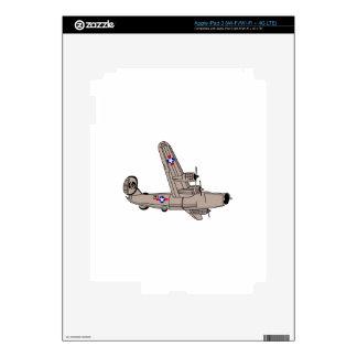 B-24 Liberator Skin For iPad 3