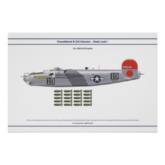 B-24 Load 1 Poster