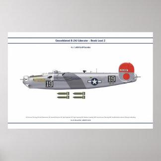 B-24 Load 2 Poster