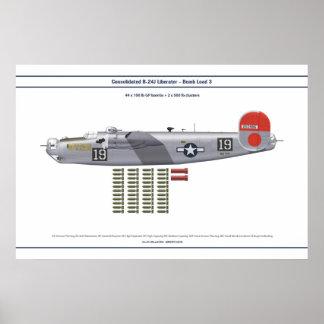 B-24 Load 3 Poster