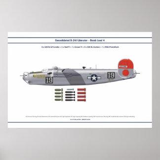 B-24 Load 4 Poster