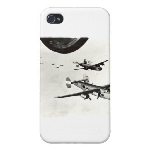 B-24s D-Day iPhone 4/4S Cover