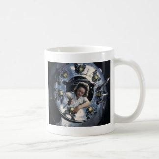 B-25 Bomber Engine Lady, 1942 Classic White Coffee Mug