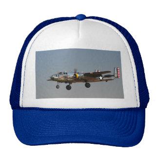 B-25 BOMBER TRUCKER HATS