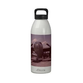 B-25 Bomber Water Bottle