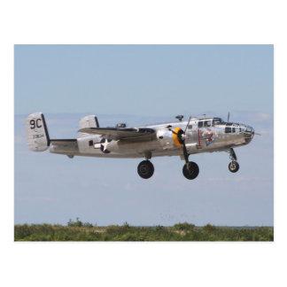 B-25 D Yankee Warrior Postcard