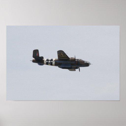 B-25 IMPRESIONES