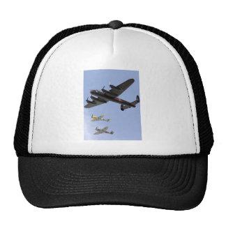 B-25 Liberator P-51 Mustang Trucker Hat