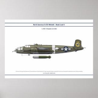 B-25 Load 4 Poster