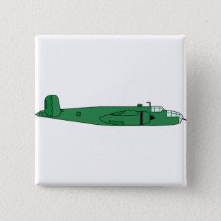 B-25 Miltchell Profile Button