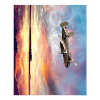 B-25 Mitchell Flyer
