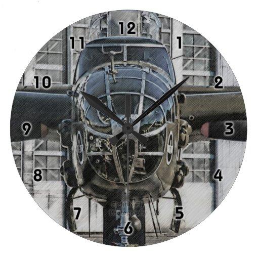 B-25 Mitchell - Lookin' at You - Clock