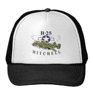B-25 Mitchell Trucker Hat